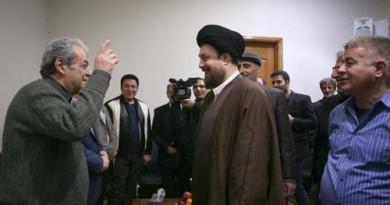 سید حسن خمینی و همایون بهزادی