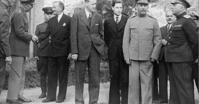 استالین در تهران