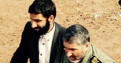 حاج حسین یکتا و شهید کاظمی