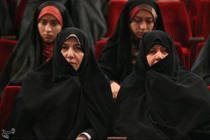 صاحبه عربی همسر حسن روحانی