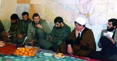 جلسه فرماندهان برای گره گشایی از گره کور جنگ بعد از والفجر ۱