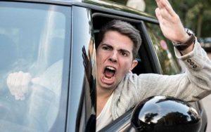 دعوا در رانندگی