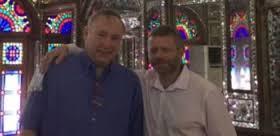 جیم داباکیس و موریس در ایران