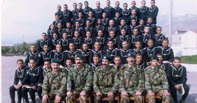 تکاوران نیروی دریایی در خرمشهر