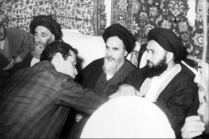 آزادی امام خمینی