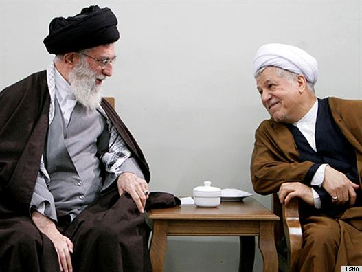 Image result for ‫هاشمی خامنه ایی‬‎