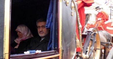 روایت حمید بعیدی نژاد از دیدار با ملکه الیزابت