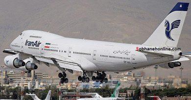 روایتی از پرواز تهران_نجف؛ موکب هواپیما