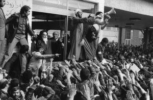 امام خمینی در مدرسه علوی