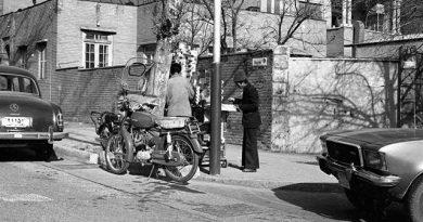 داستان خیابان ویلا در ۲۵ بهمن ۵۷