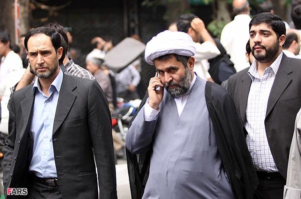 Risultati immagini per سرافراز، حسین طائب، رئیس سازمان اطلاعات سپاه