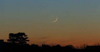 خاطره رهبر انقلاب از عده ای طلبه که فکر می کردند هلال اول ماه را دیده اند!
