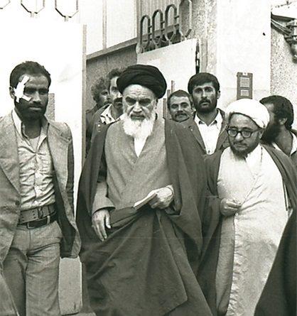 صادق خلخالی امام خمینی