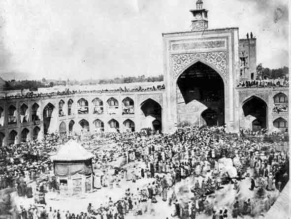 روایت مهدی حائری یزدی از وقایع مسجد گوهرشاد در تیر 1314