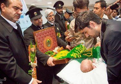 خاطرات شنیدنی خادمان کاروان «زیر سایه خورشید» از عشق و ارادت مردم ایران به امام رضا ع؛ زندگی زیر سایه خورشید