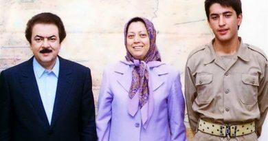 یک مامور سابق وزارت اطلاعات: مسعود رجوی زنده است!
