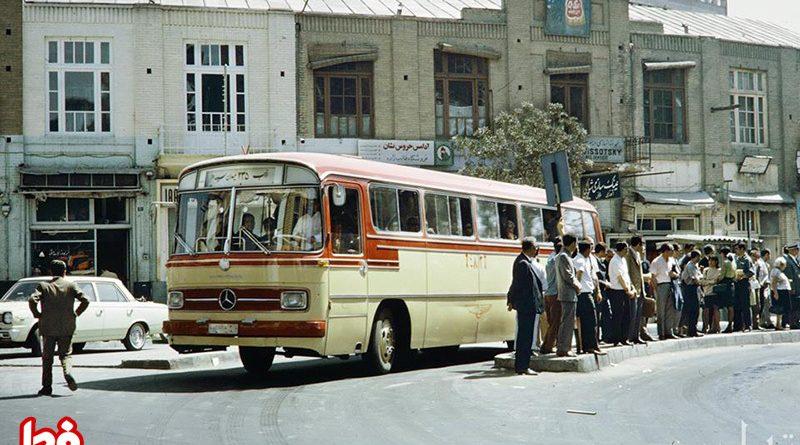 ماجرای آخوندی که می خواست اتوبوسهای شهری مردان و زنان شیراز را جدا کند!