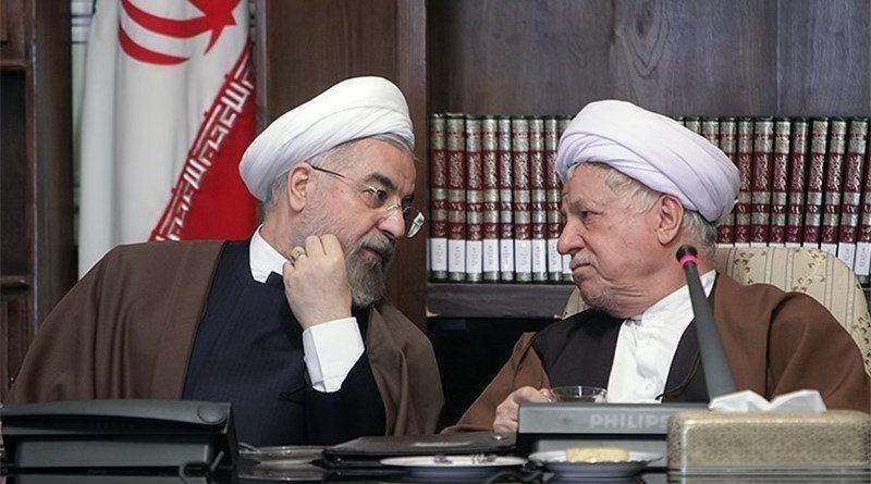 ماجرای عصبانی شدن حسن روحانی از آیتالله هاشمی در جلسه مجمع تشخیص