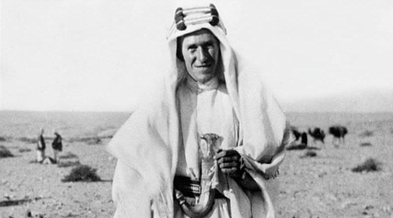 ماجرای فراری دادن «لورنس عربستان» از زندان قصر
