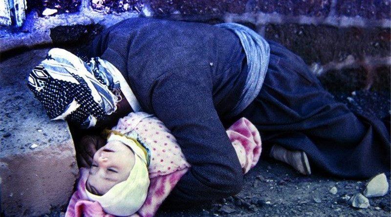 روایتی تکان دهنده از جنایت حلبچه/ ماشین عروس و داماد!