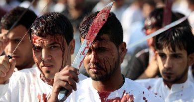 ماجرای مباحثه یک دانشجوی سنی فلسطینی با یک دانشجوی ایرانی به خاطر قمه زنی شیعیان!