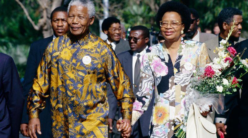 درخواست ماندلا از هاشمی رفسنجانی برای ازدواج با سامورا ماچل