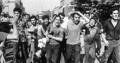 محمد غرضی: قطبزاده اطلاعات نادرستی درباره 17 شهریور مخابره کرد.