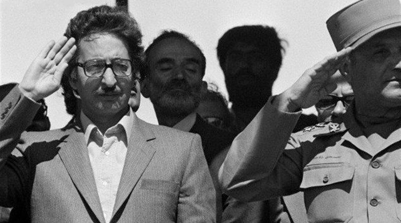 بنی صدر صدام