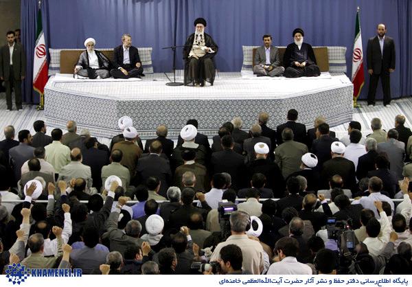 تنفیذ احمدی نژاد